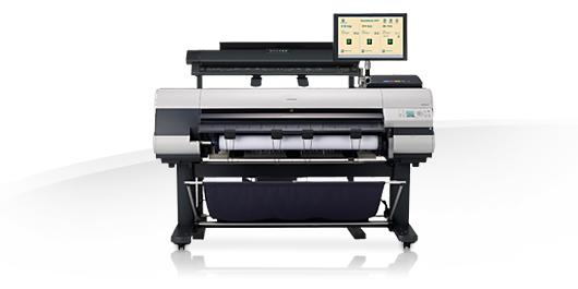 Ipf750 printer driver canon